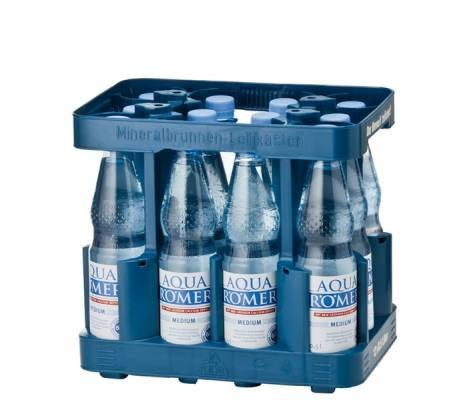 Aqua Römer Medium 12x0,5l PET