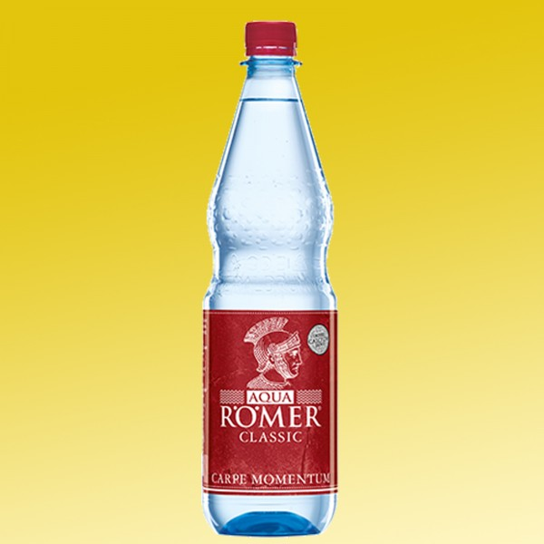 Aqua Römer Classic 12x1l PET