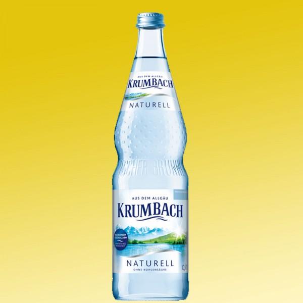 Krumbach Naturell 12x0,7l Glas