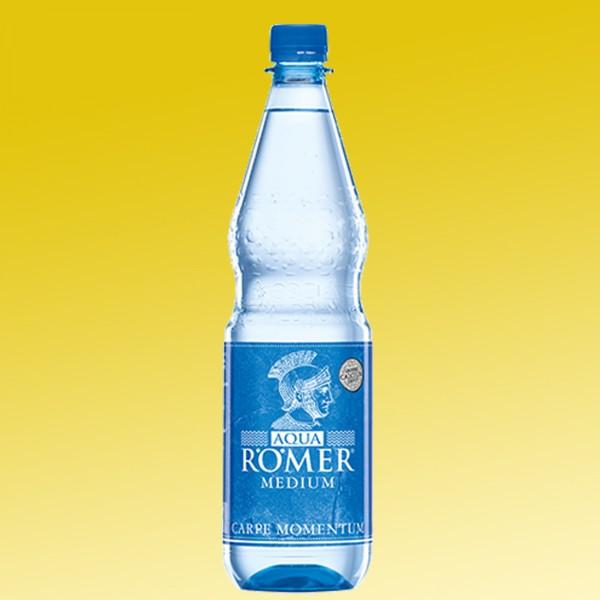 Aqua Römer Medium 12x1,0l PET